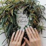 Маникюр: маникюр идеально подходит для невесты (+ВИДЕО)