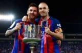 Іньєста: Мессі унікальний і Барселона не може без нього