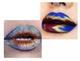 Салон красоты вдохновение: творческий макияж губ, который можно повторить на досуге