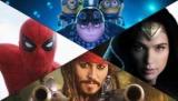 ТОП-10 фильмов мирового проката 2017 года