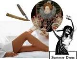 Брить или не брить: эволюция женской эпиляции и их значение (дань моде или естественная потребность?)